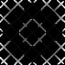 Gear Graph Data Visualization Graphic Representation Icon