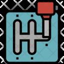 Mechanism Gear Speed Icon