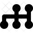 Gear Box Mechanism Icon