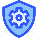 Help Support Gear Protection Icon