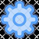 Gear Setting Setting Option Icon