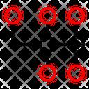 Transmission Repair Shift Icon