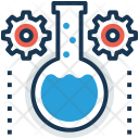 Lab Management Scientific Icon