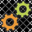 Cogwheel Gears Settings Icon