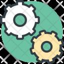 Gears Gear Wheel Icon