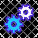 Gears Cog Wheel Maintenance Icon
