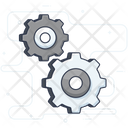 Configuration Tool Mechanical Settings Custom Settings Icon