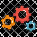 Gears Cogwheel Configuration Icon