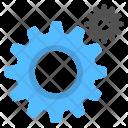 Mechanism Gears Cog Icon