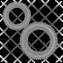 Gears Settings Icon
