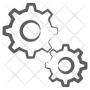 Gears Configuration Options Icon