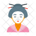 Geisha Icon