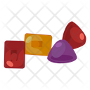 Gelatin Sweets Candy Jelly Candy Icon