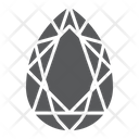 Gem Jewelry Crystal Icon