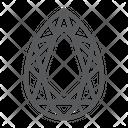 Gem Jewelry Crystal Icon
