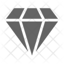 Gem Ruby Diamond Icon
