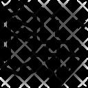 Gem Diamond Premium Icon