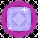 Gem Diamond Emerald Icon