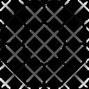 Gem Diamond Stone Icon