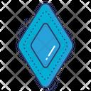 Ruby Diamond Jewelry Icon
