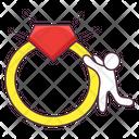 Gem Ring Icon