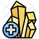 Gem Therapy Mineral Therapy Gem Icon