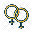 Gender Sex Female Icon