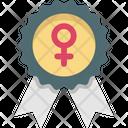 Gender Badge Icon