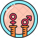 Gender Equality Empoerment Equal Icon