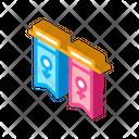 Element Mark Female Icon