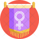 Gender Flag Icon