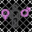 Gender identity Icon
