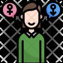 Gender Identity Sex Reassignment Sex Change Icon