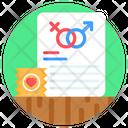 Gender Report Icon