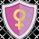 Gender Shield Icon
