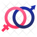 Gender Mars Venus Icon