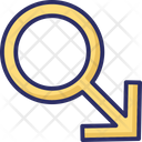 Gender Symbol Male Male Gender Icon