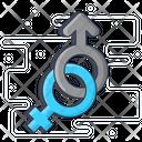 Gender Symbol Gender Sign Male Symbol Icon
