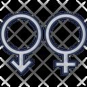 Gender Symbol Gender Sign Gender Icon