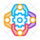 General Solution Collaboration Icon