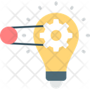 Generate Ideas Brainstorm Creativity Icon