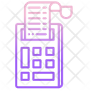 Generate Invoice Icon