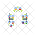 Generation Sequencing Dna Icon