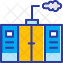 Generator Electricity Emergency Icon