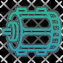 Generator Car Generator Car Icon