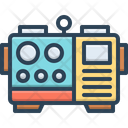 Generator Power Electric Icon