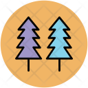 Generic Trees Pine Icon