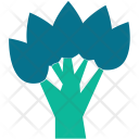 Generic Tree Vase Icon