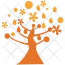 Generic Tree Magnolia Icon
