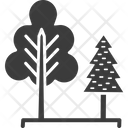 Generic Tree Tree Dotted Leafs Icon